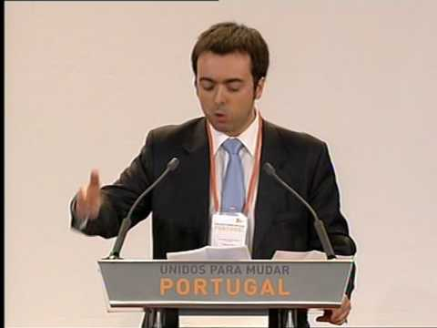 XXXIII Congresso PSD - 09/04/2010 - Apresentação da Moção B