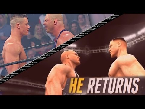 GAMING REMAKE -John Cena Returns - WWE '13