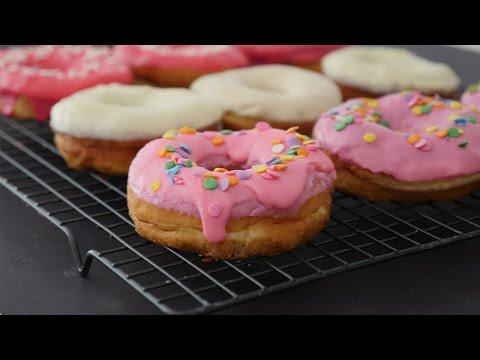 EASY DONUT RECIPE How To Cook That Ann Reardon Donut Recipe