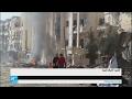 النظام السوري يقصف مواقع المعارضة ويتقدم على حساب تنظيم -الدولة الإسلامية- في شمال البلاد