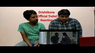 Drishtikone ¦ Official Trailer¦ Prosenjit¦ Rituparna¦ Reaction