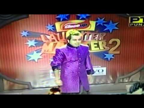 minto laughter da master winner grand finale 1st performance on ptc punjabi