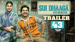Sui Dhaaga - Made In India   Official Trailer   Varun Dhawan   Anushka Sharma   In Cinemas Now