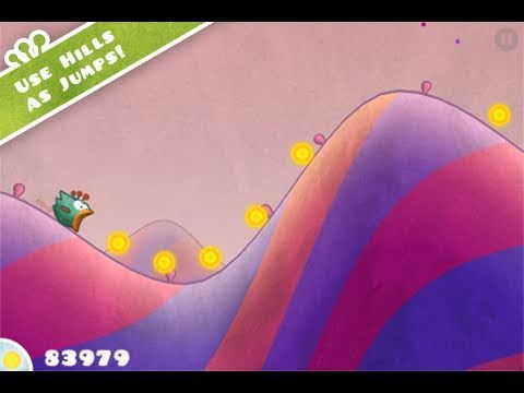 Tiny Wings iPhone/iPod Launch Trailer