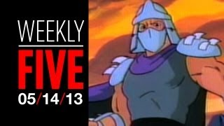 The Weekly Five - June 25, 2013 HD