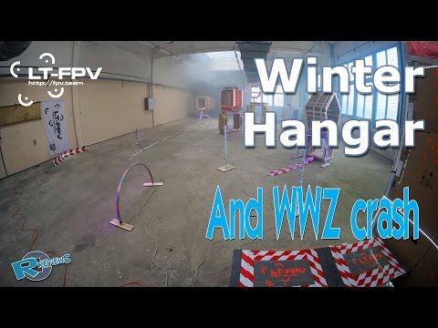Winter Hangar - Micro Drone racing - UCv2D074JIyQEXdjK17SmREQ