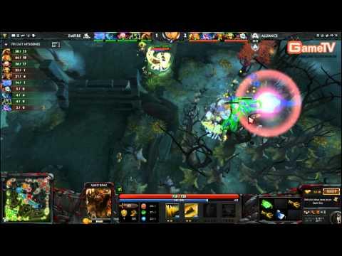Dota2   Alliance vs Empire D2CL 4 3 2014