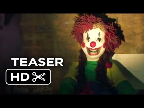 Poltergeist Official Teaer Trailer #1 (2015) - Sam Rockwell, Rosemarie DeWitt Movie HD