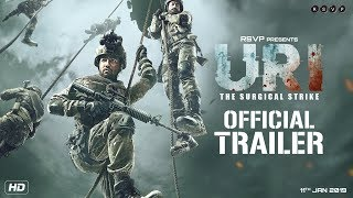 URI | Official Trailer