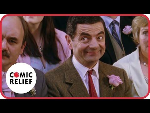 Mr Bean's Wedding - Classic Comic Relief