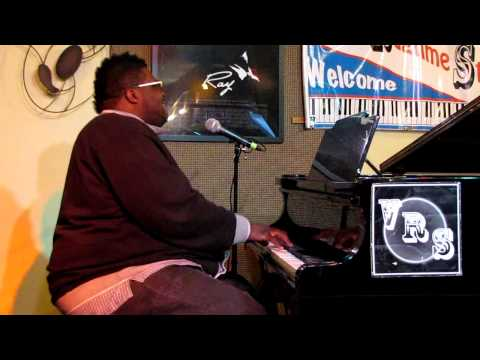 "John Lennon's ""Jealous Guy"" by Charles Jones (a la Donnie Hathaway) 1/12/13"