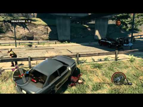 Game Fails: Saints Row 3 Move over Kat... There is finally an AI driver worse than you