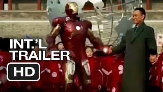 Iron Man 3 International Trailer (2013) - Robert Downey Jr. Movie HD