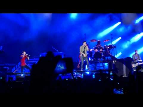 Linkin Park - Lies Greed Misery (live) @ Orange Warsaw Festival, 9.06.2012 HD