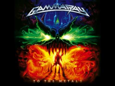 GAMMA RAY - TO THE METAL.mpg
