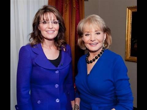 Sarah Palin-s Embarrassing Interview w/ Barbara Walters