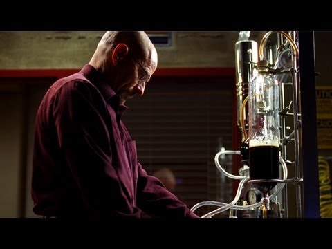 Tour of the Superlab with Propmaster: Inside Breaking Bad