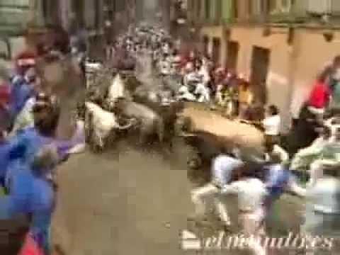 Encierro 11/07/1993