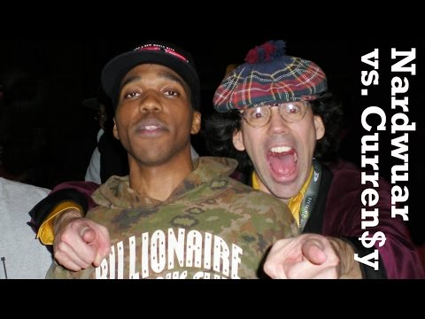 Nardwuar vs. Curren$y