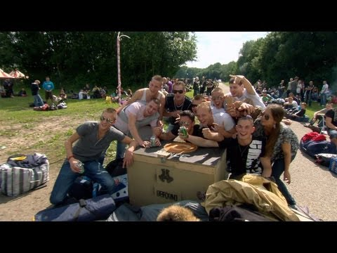 Defqon.1 2011 - The Crowd (DVD Blu-Ray preview 6of7)