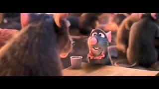 Ratatouille (2007) - trailer Nederlands gesproken