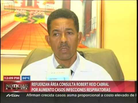 Hospital Infantil Robert Reid Cabral.