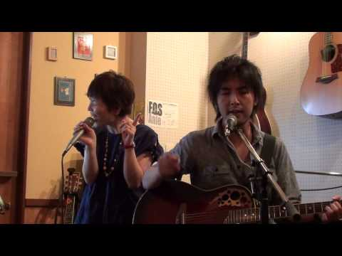 レノンズ・クラッピング 「Eight Days A Week」カバー@Acoustic Live Cafe Anie