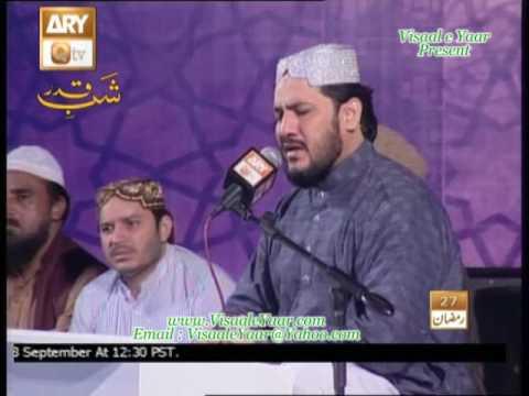 URDU NAAT(Kaif o Saroor Ki)ZULFIQAR ALI IN QTV.BY   Naat E Habib