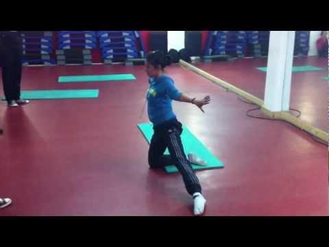 Enchainement bac sport filles (lyce Azdrubal le bardo)