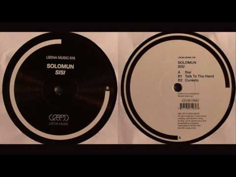 Solomun - Curesto