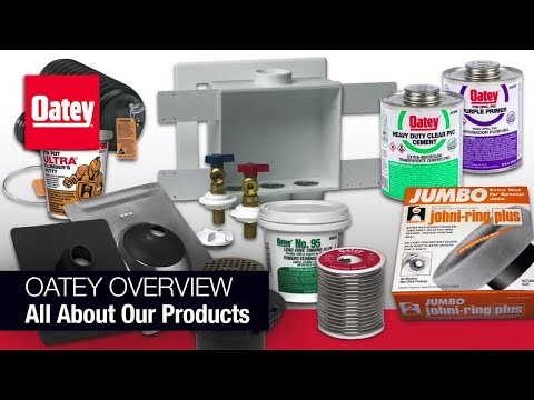 Oatey History Overview