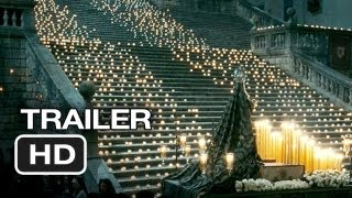 The Monk Official Trailer (2013) - Vincent Cassel Movie HD