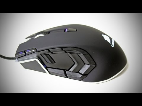 Corsair Vengeance M90 Unboxing (Gaming Mouse - UGPC 2012)