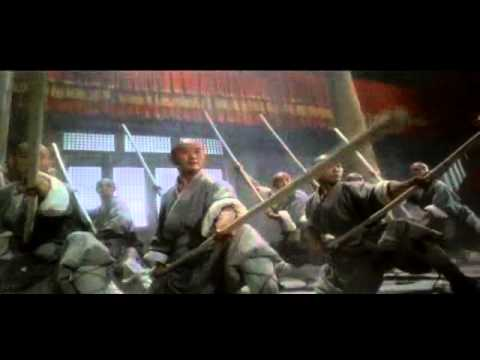 Tai Chi Master (Jet Li) - Shaolin Temple Fight