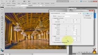 tutorial photoshop HDR español