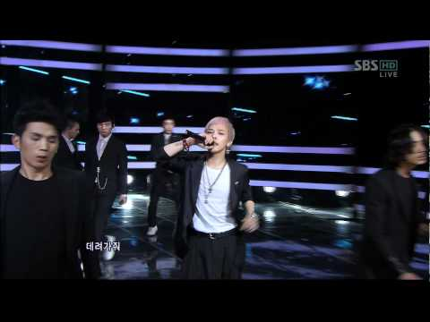 BIGBANG_0410 _SBS Popular Music _ LOVE SONG