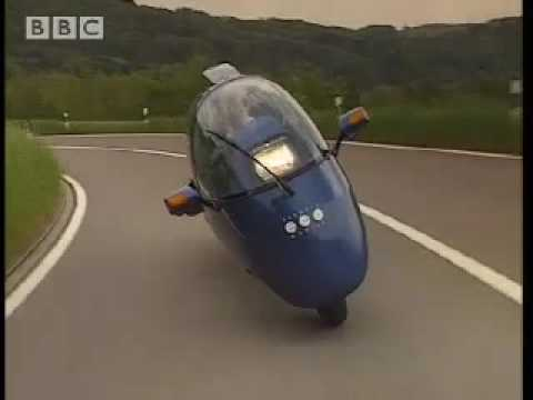 Car or Motor Bike? Jeremy tries out the EcoMobile - Jeremy Clarkson-s Motorworld - BBC