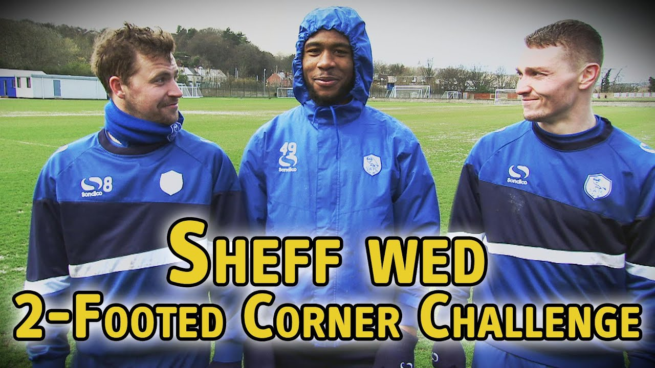 The 2-Footed Corner Challenge - Sheff Wed - The Fantasy Football Club
