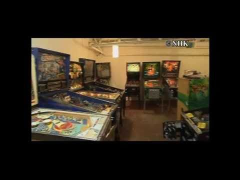 New York  City Pinball Documentary (Part 1 of 2)