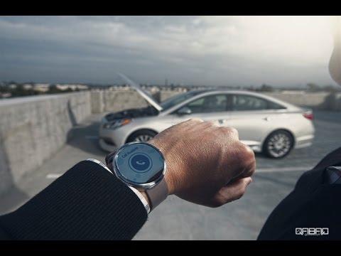 فيديو.. هيونداي تطلق تطبيق للتحكم بالسيارة عن طريق الساعات الذكية