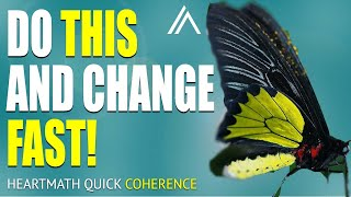 Heartmath's Quick Coherence Technique