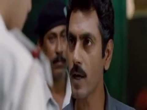 Nawazuddin Siddiqui - Brilliant performance as an I.B.Officer in KAHAANI