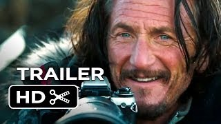 The Secret Life of Walter Mitty Official Trailer (2013) - Ben Stiller, Sean Penn Movie HD