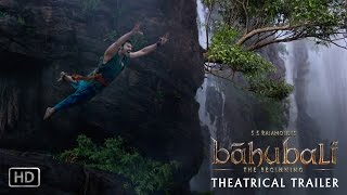 Baahubali - The Beginning Theatrical Trailer