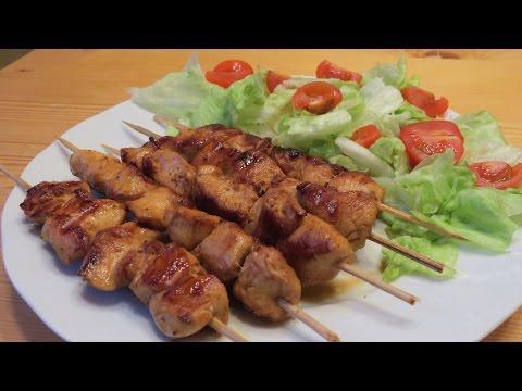 Куриные шашлычки в сладкой паприке на сковородке - UCyB9SrEQ1KIo_lsivW2-Bjw