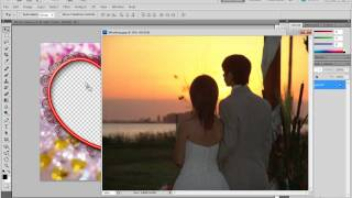 Photo Frame Tutorial - Photoshop CS