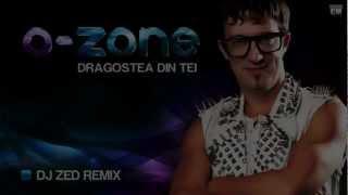 O Zone Dragostea Din Tei DJ Zed Remix Clubmasters Records
