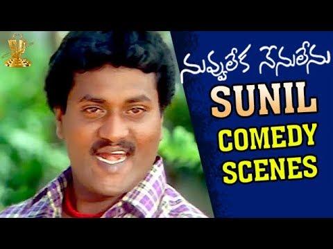 Sunil comedy from Nuvvu Leka Nenu Lenu