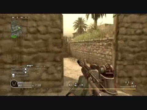 Call of Duty 4 - I Hate My Team (M4 Carbine)