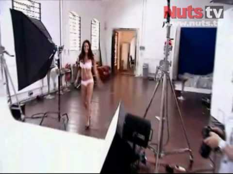 Nuts.tv - Make Me A Glamour Model: Tamzin meets Casey